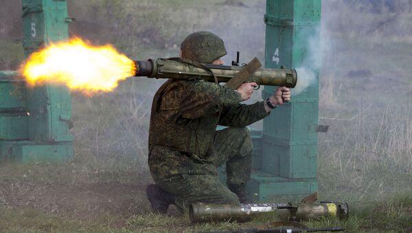 Voják LLR - Sputnik Česká republika