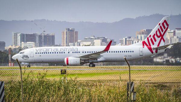 Letadlo Virgin Australia - Sputnik Česká republika