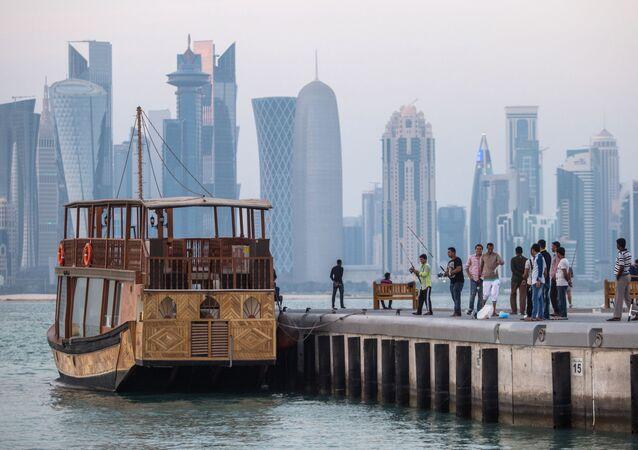 Douhá, Katar