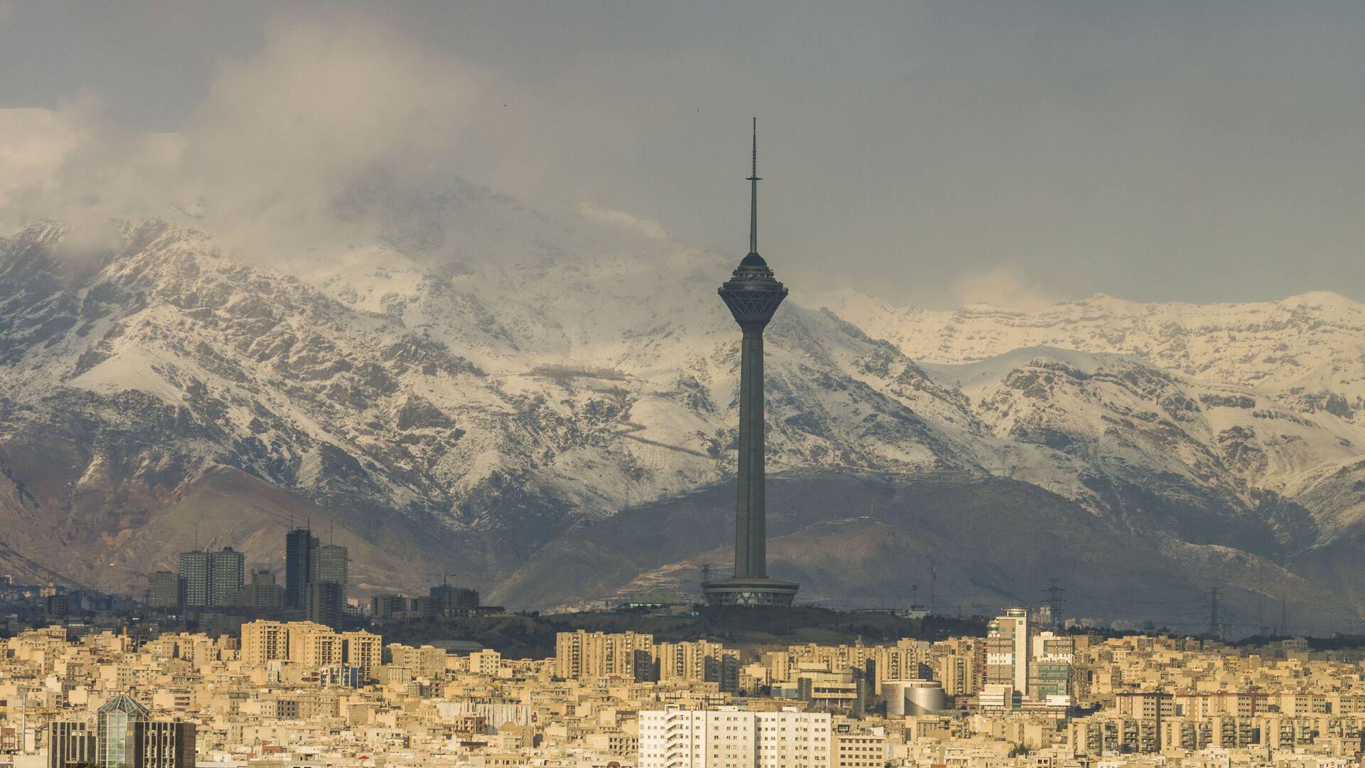 Pohled na Teherán - Sputnik Česká republika, 1920, 19.06.2021