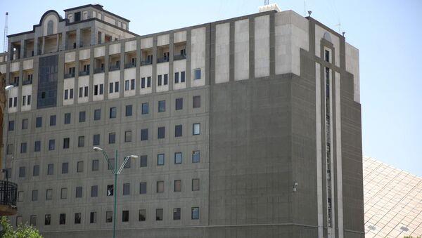 Budova íránského parlamentu. Ilustrační foto - Sputnik Česká republika