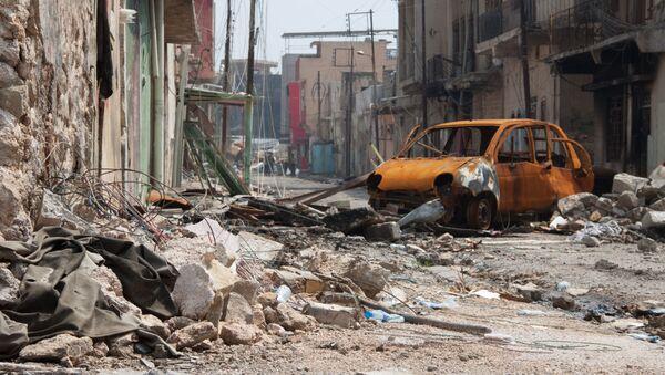 Mosul - Sputnik Česká republika