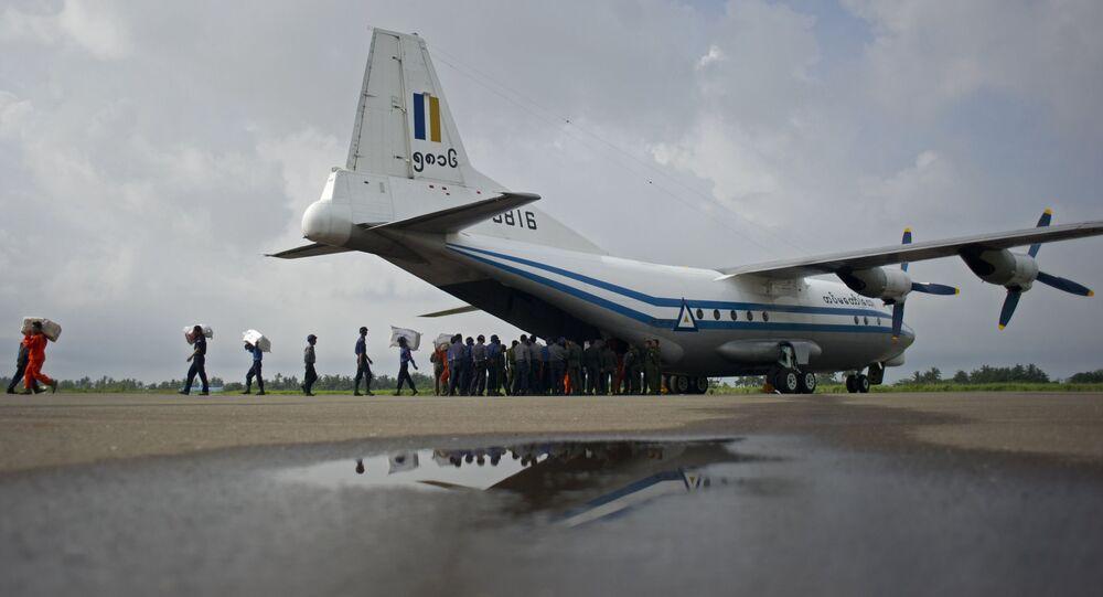 Letadlo Shaanxi Y-8