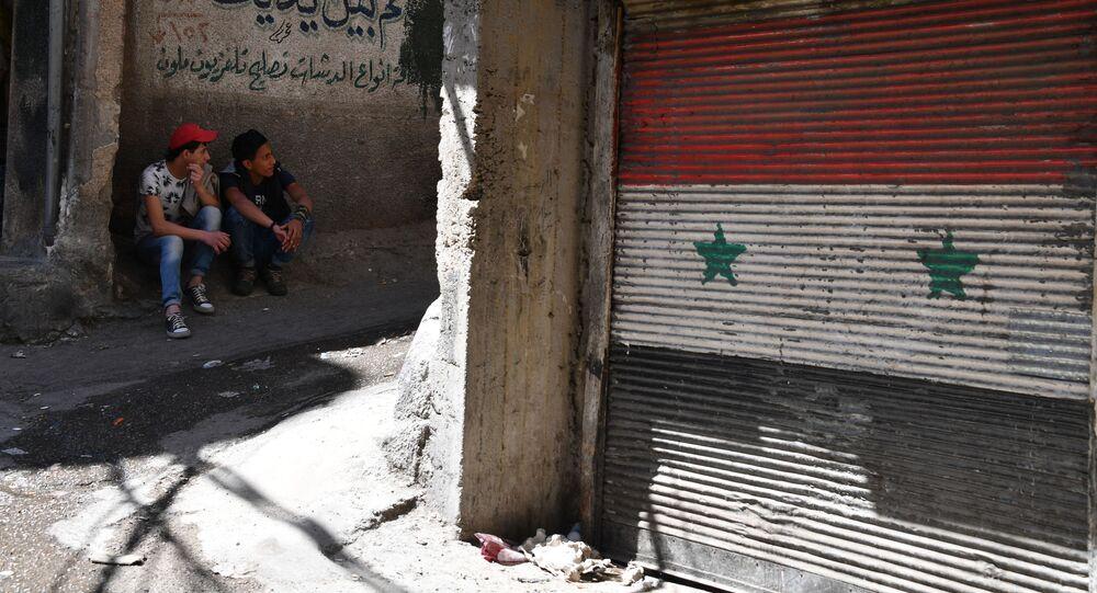 Obyvatelé Damašku