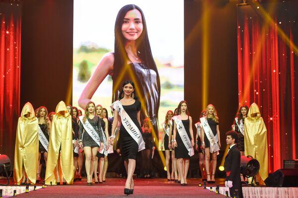Mezinárodní soutěž Miss SNS 2017 - Sputnik Česká republika