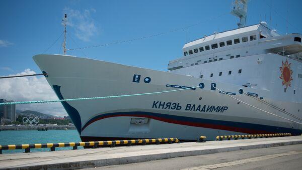 Výletní loď Kníže Vladimir - Sputnik Česká republika