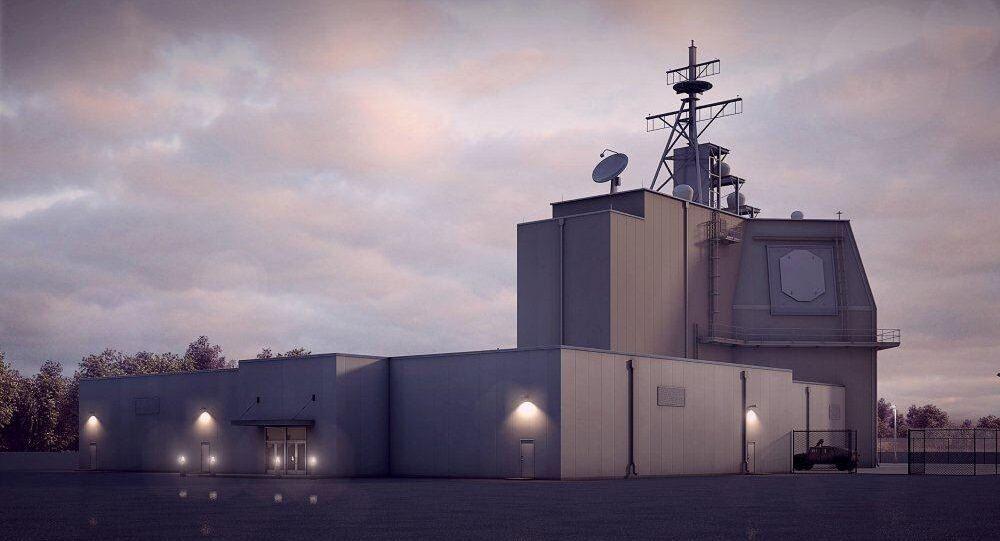 Americký protiraketový systém Aegis Ashore v Rumunsku