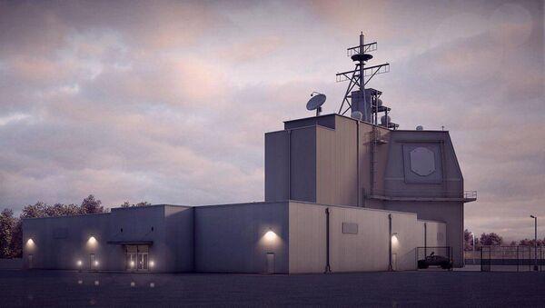 Americký komplex Aegis v Rumunsku - Sputnik Česká republika