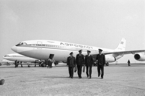 Vládci nebes: Legendární sovětská dopravní letadla - Sputnik Česká republika