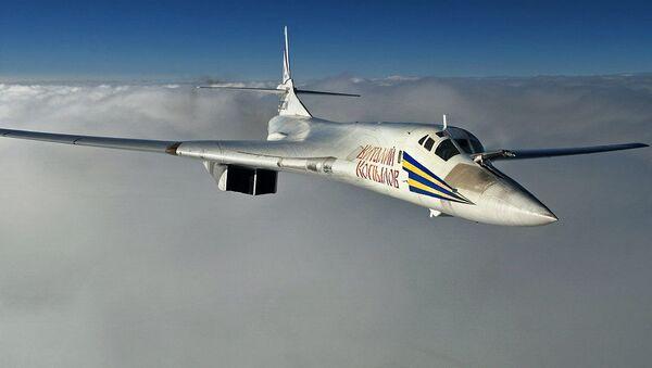 Bombardér Tu-160 - Sputnik Česká republika