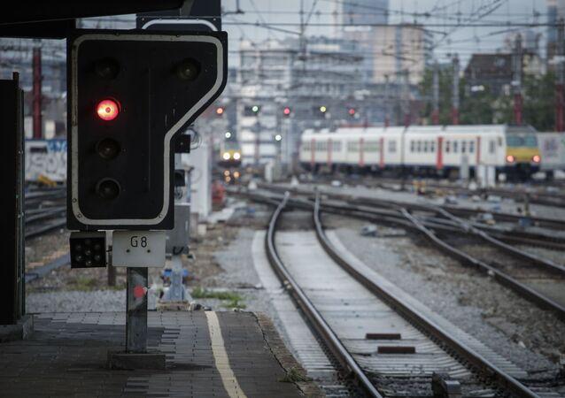 Železnice