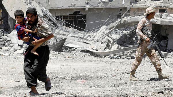 Mosul, Irák - Sputnik Česká republika