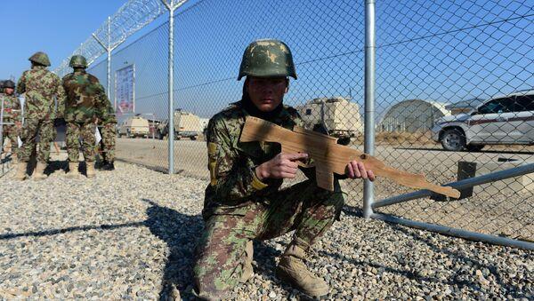 Základna Camp Shaheen v Afghánistánu - Sputnik Česká republika