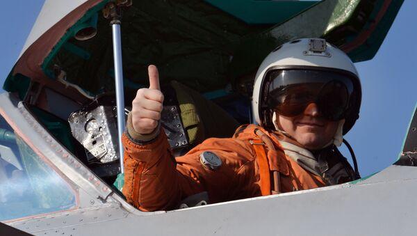 Letec ve stíhačce MiG-31 - Sputnik Česká republika