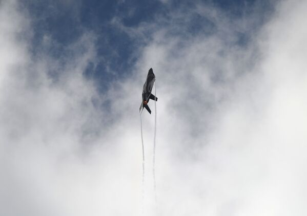 Zahájení mezinárodního Pařížského aerosalonu Le Bourget 2017 - Sputnik Česká republika