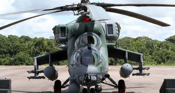 Vrtulník Mi-35M