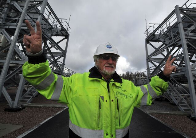 Budování Severního proudu 2