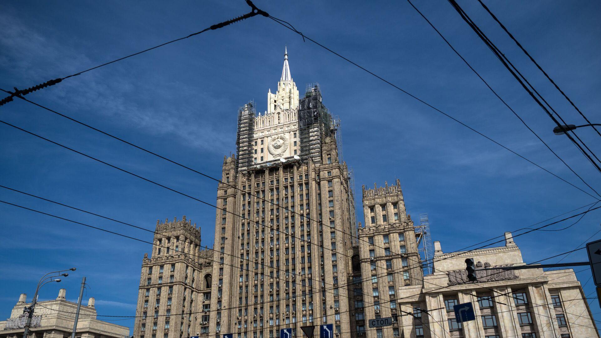 Budova MZV RF - Sputnik Česká republika, 1920, 21.05.2021
