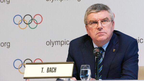 Ředitel MOV Thomas Bach - Sputnik Česká republika