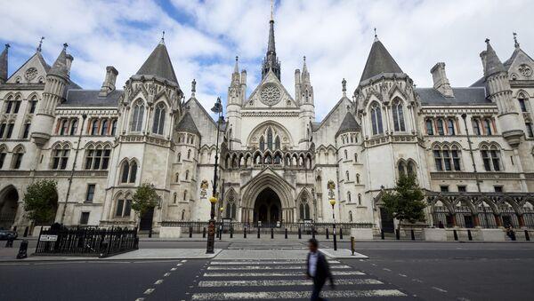 Vrchní soud Londýna - Sputnik Česká republika