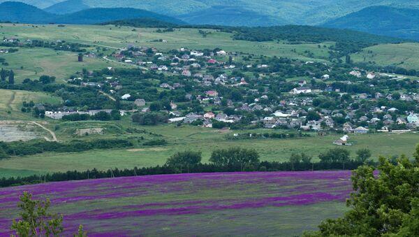 Krym - Sputnik Česká republika