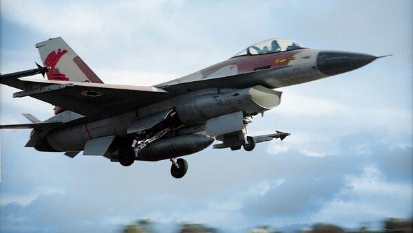 Stíhací letoun izraelského letectva - Sputnik Česká republika