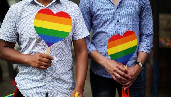 Gay-paráda - Sputnik Česká republika