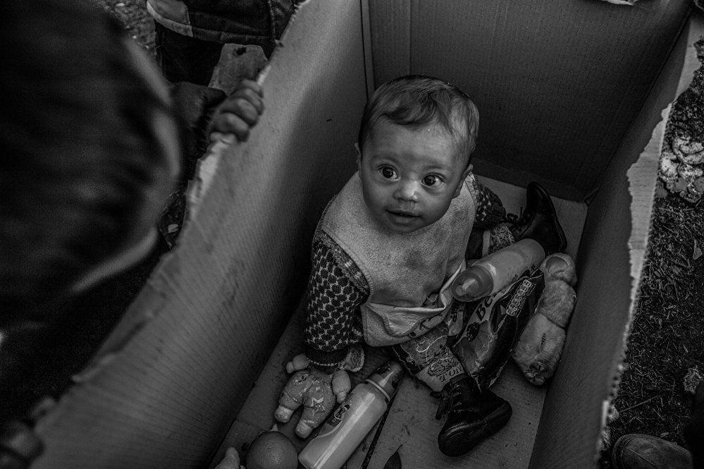 Fotografická soutěž Andreje Stěnina: nominace Hlavní zprávy
