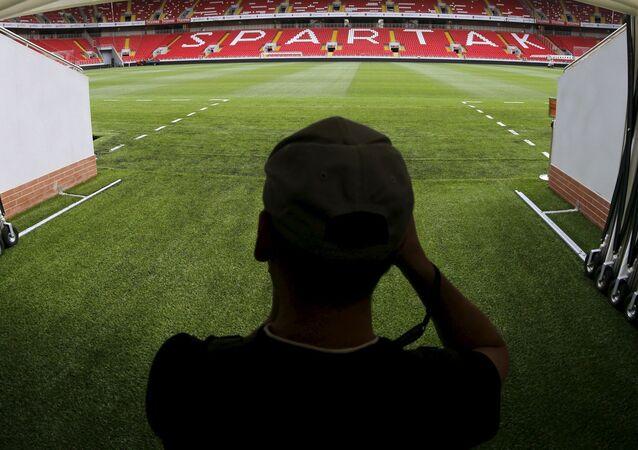 Stadion Spartak v Moskvě