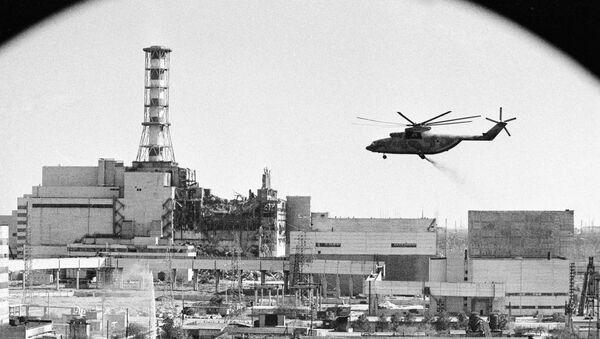 Po havárii na Černobylské atomové elektrárně - Sputnik Česká republika