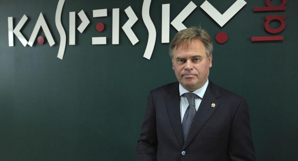 Jevgenij Kasperský
