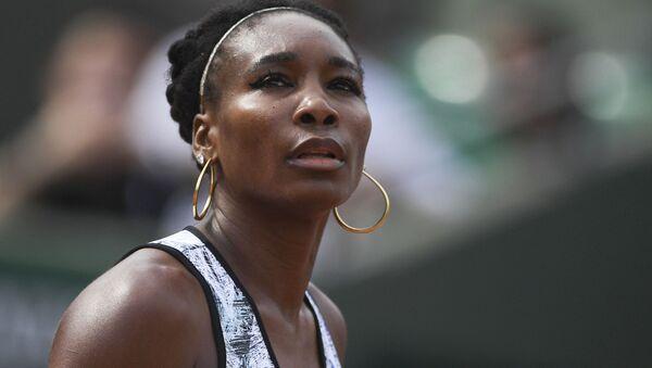 Tenistka Venus Williamsová - Sputnik Česká republika