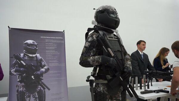 Voják budoucnosti - Sputnik Česká republika
