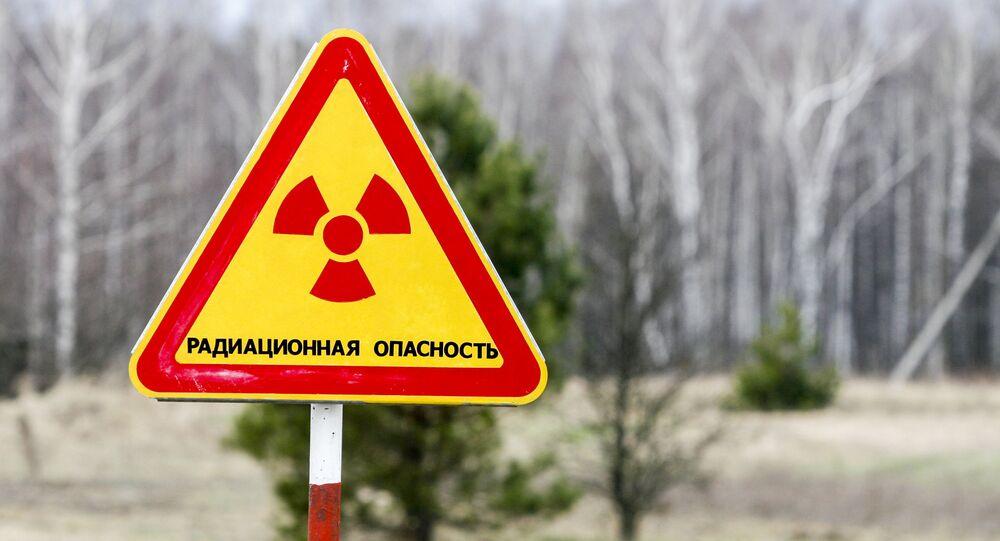 Nebezpečí radiace
