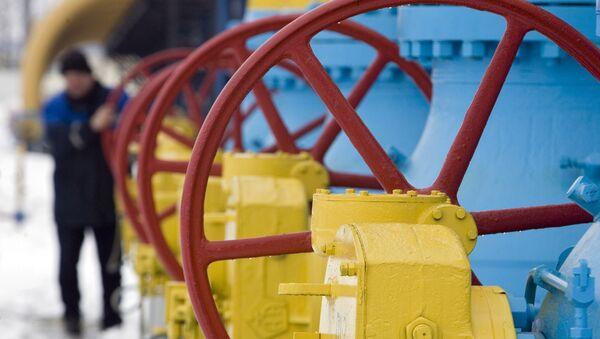 Úsek plynovodu Jamal - Evropa - Sputnik Česká republika