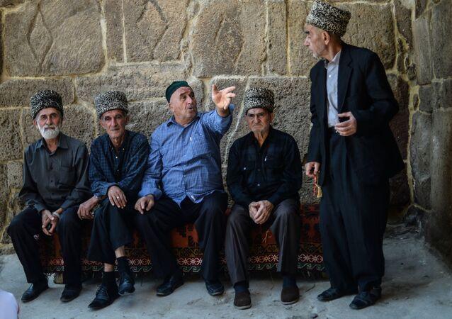 Obyvatelé Kavkazu