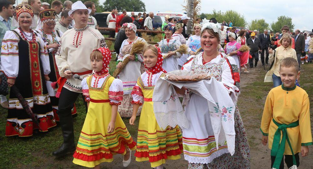 """Festival """"Jsem ruský rolník"""