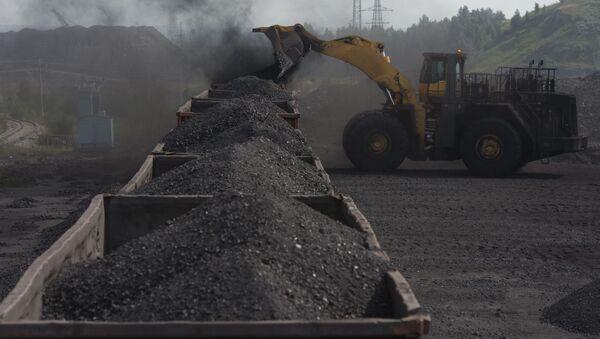Těžba uhlí - Sputnik Česká republika
