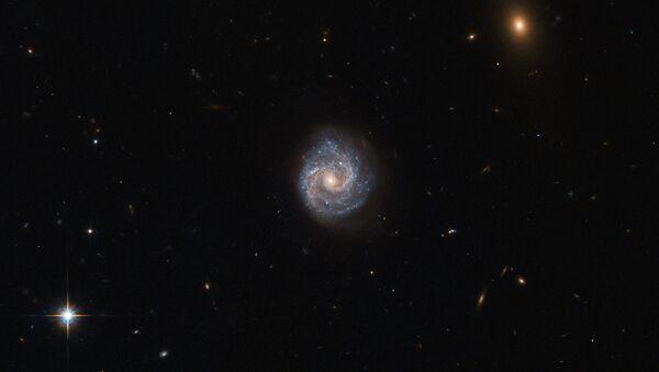 Galaxe J143450.5+033843 - Sputnik Česká republika