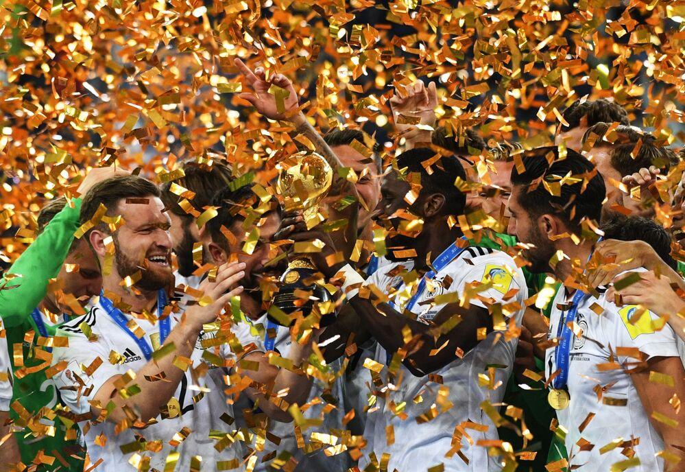 Ukončení Konfederačního poháru 2017