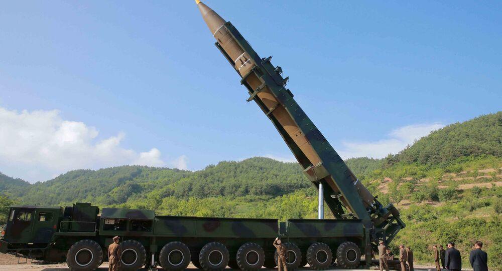 Balistická raketa Hwasong-14