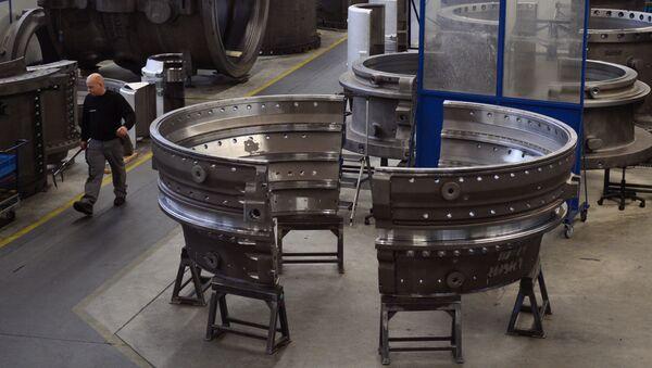 Německá společnost Siemens - Sputnik Česká republika