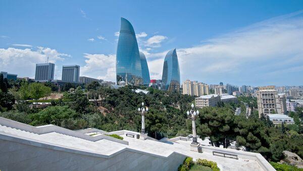 Baku, Ázerbájdžán - Sputnik Česká republika