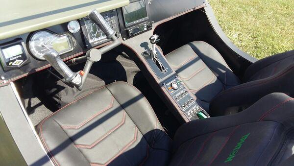 Ruský létající obojživelný automobil BORTS Triton - Sputnik Česká republika