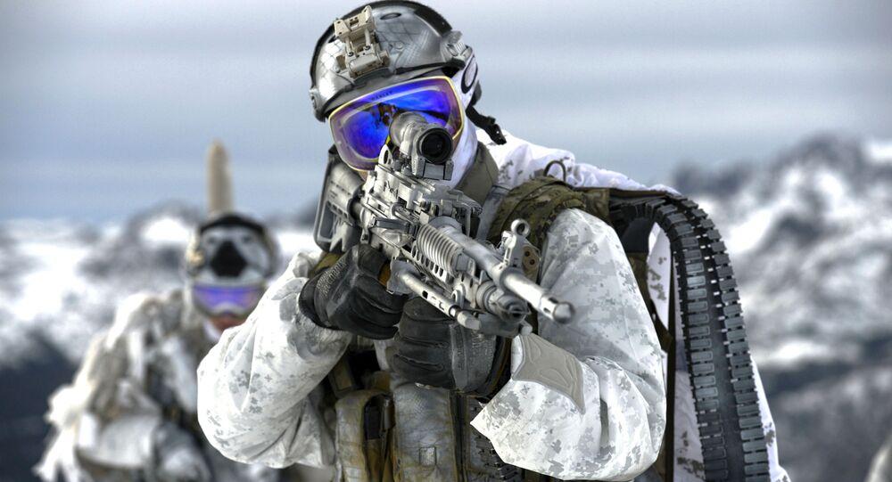 Americké speciální jednotky