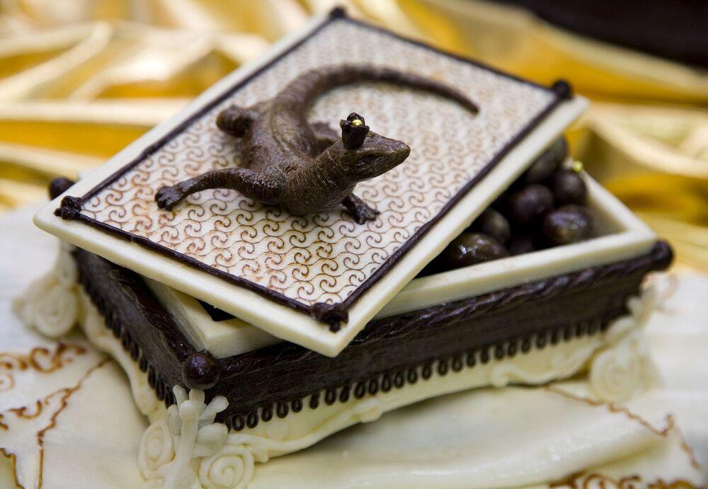 Sladká posedlost: neobvyklé formy čokolády