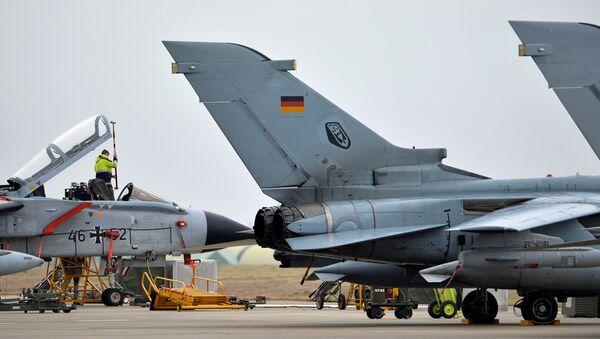 Německé letouny Tornado - Sputnik Česká republika