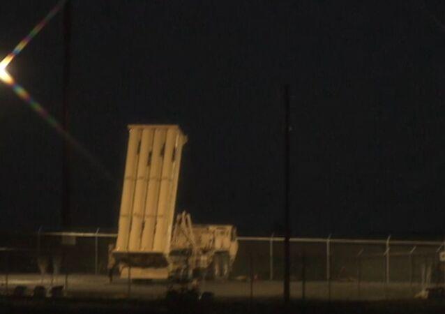 USA úspěšně vyzkoušely systém PRO THAAD na Aljašce. Video