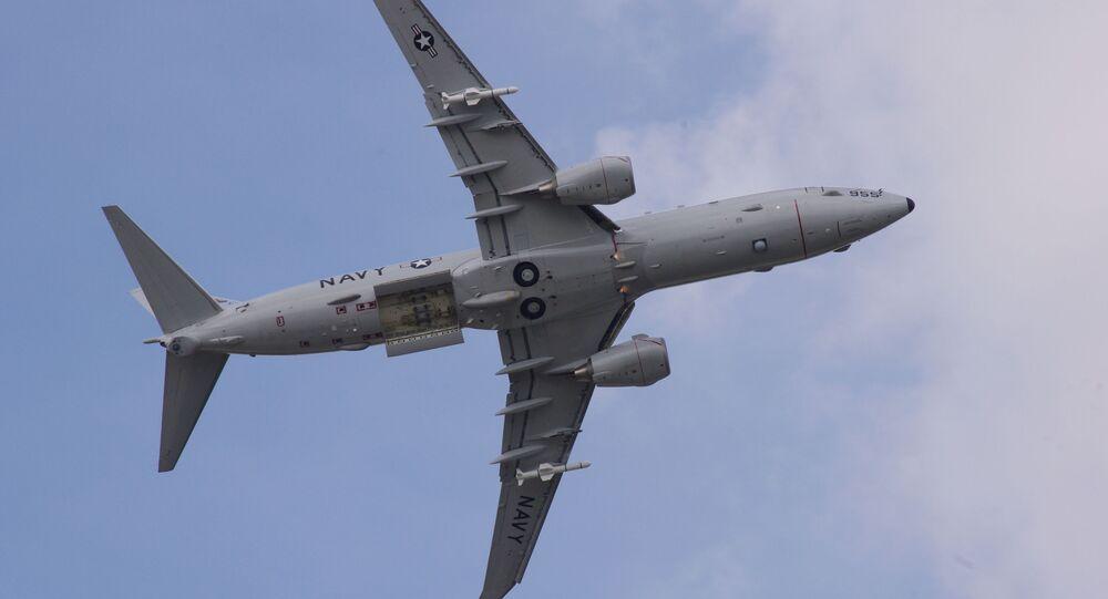 Boeing P-8 Poseidon