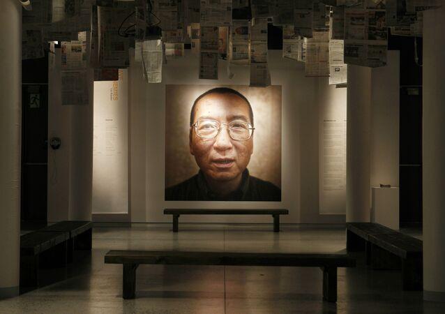 Laureát Nobelovi ceny Liou Siao-po